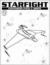 Starfight Expansion Pack I: Ships Cover